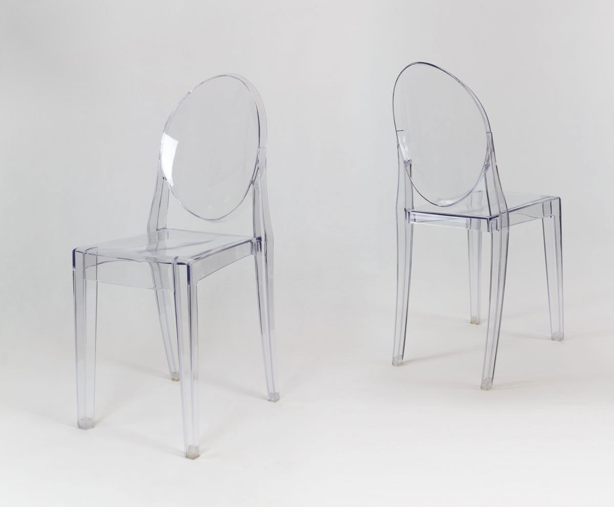 SK DESIGN KR003 CLEAR CHAIR GHOST Click To Zoom ...