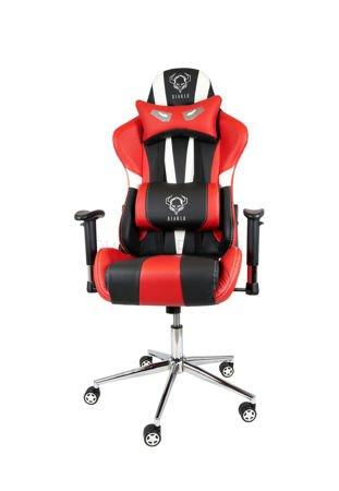 Fotel Gamingowy Diablo X-Eye Czarno-czerwony