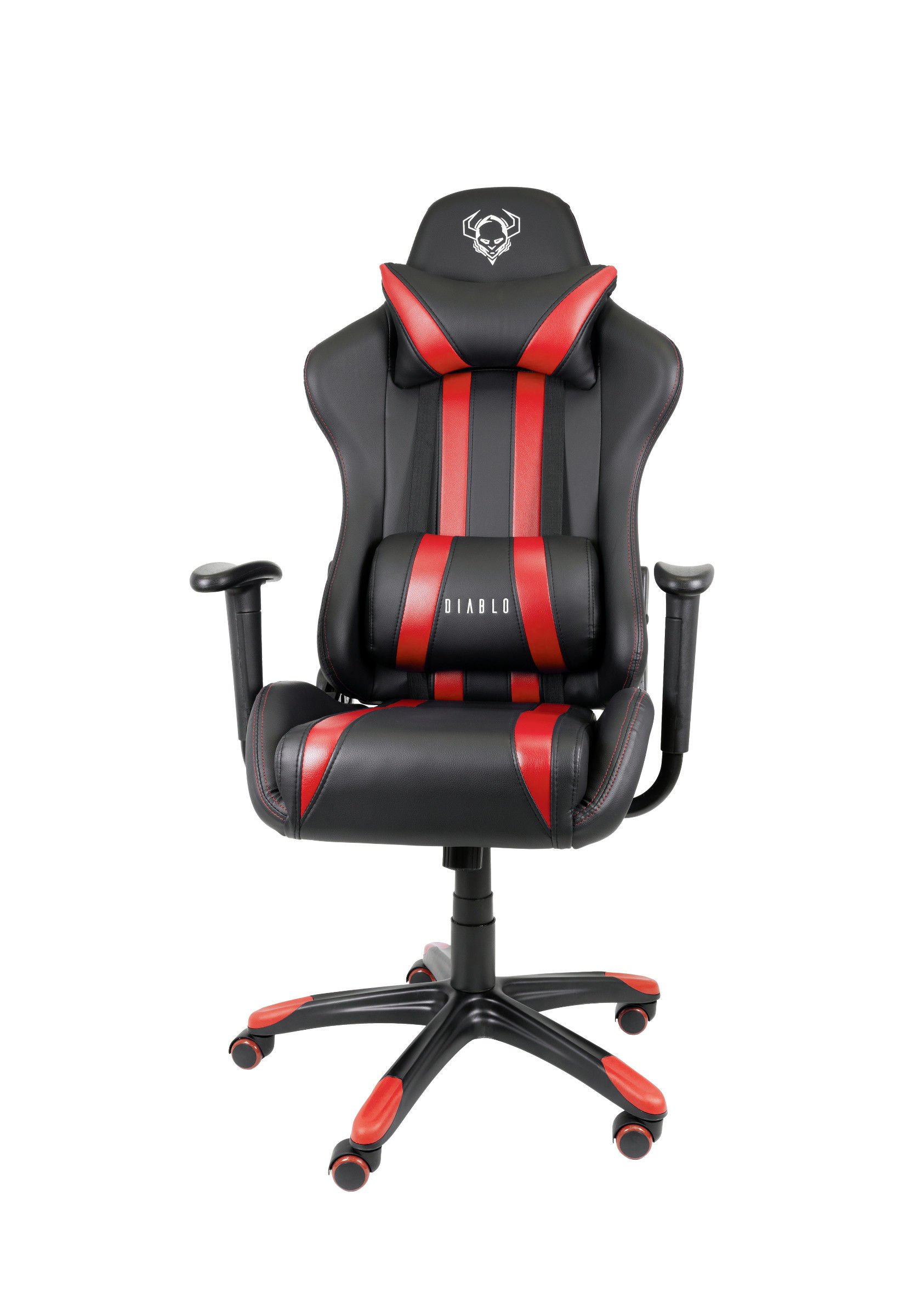 Diablo X One Black And Red Gaming Armchair