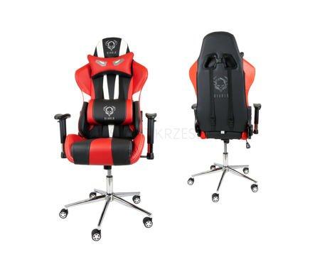 Diablo X-Eye Black and Red Gaming Armchair