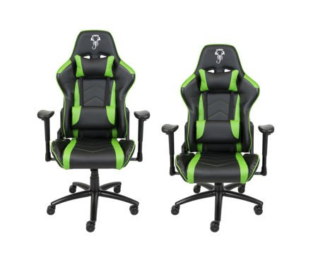 Gaming Armchair Scorpion Green SKG004 Z