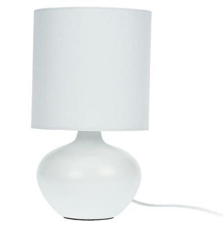 Intesi Kim desk lamp matte white