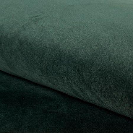 KALIPSO chair dark green material MG-25 with golden leg