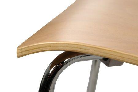 Krzesło sklejka gięta SK-132B BUK