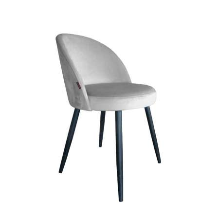 Light gray upholstered CENTAUR chair material MG-39