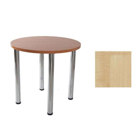 Lucio 02 Maple Ø 68 cm table