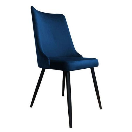 Orion chair dark blue material MG-16