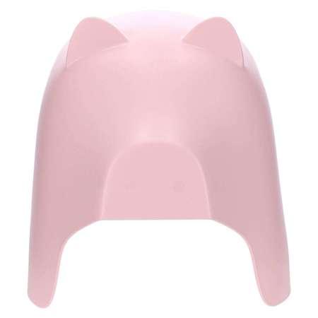Piggy pink child seat