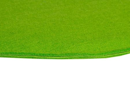 Poduszka na krzesło KR012F zielona