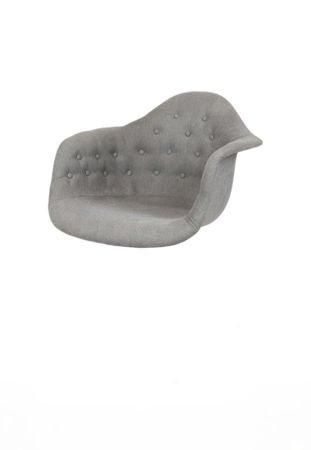 SK DESIGN KR012F UPHOLSTERED SEAT GUZIK
