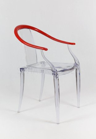 SK Design KR007 Clear Chair
