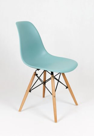 SK Design KR012 Surfin Chair, Beech legs