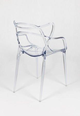 SK Design KR013 Clear Chair