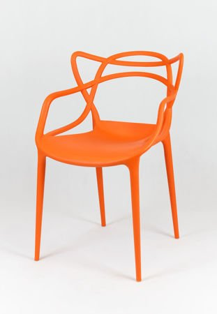 SK Design KR013 Orange Chair