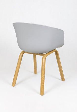 SK Design KR049 Grey Chair