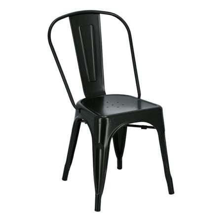 Tolix Paris black chair