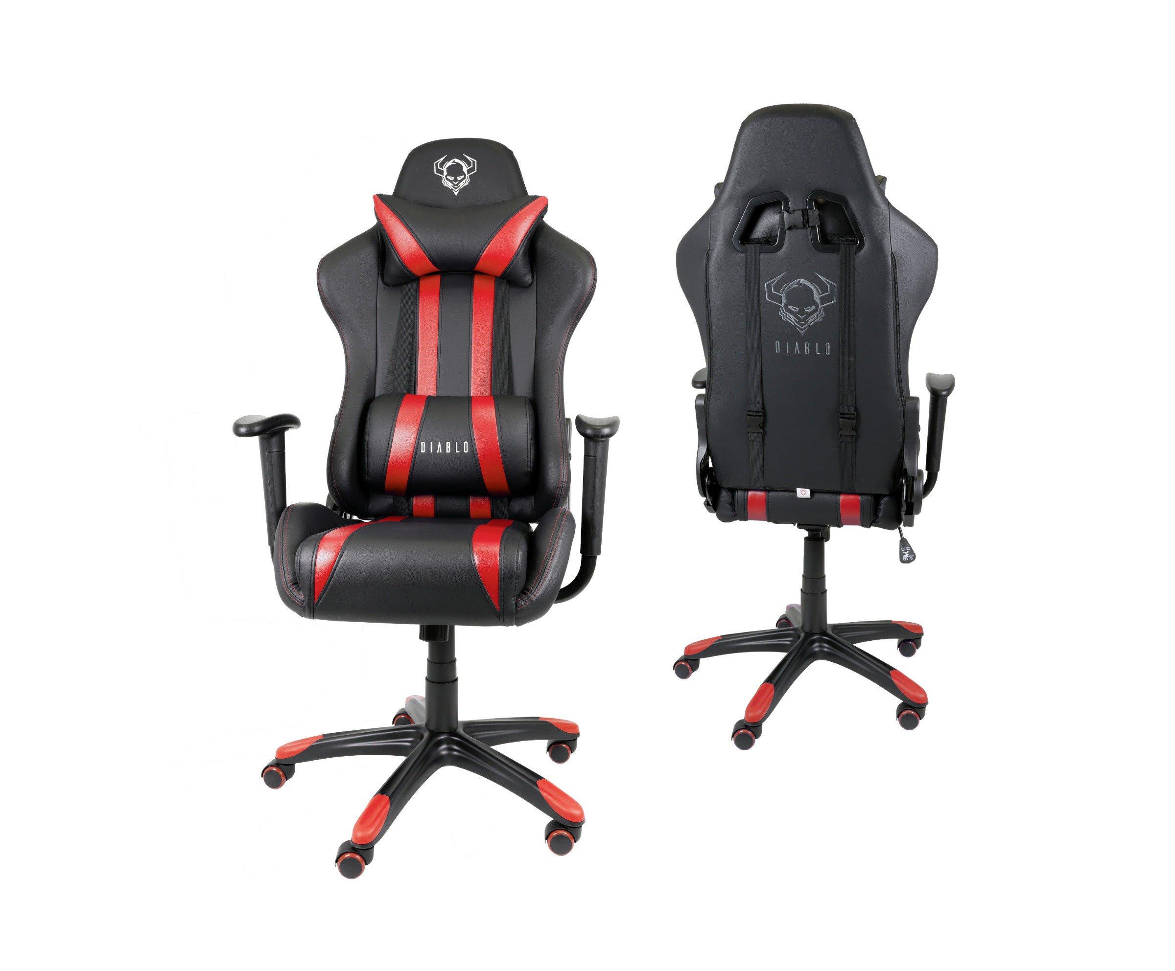 sessel rot, diablo x-one schwarz und rot gaming sessel rot || schwarz | angebot, Design ideen