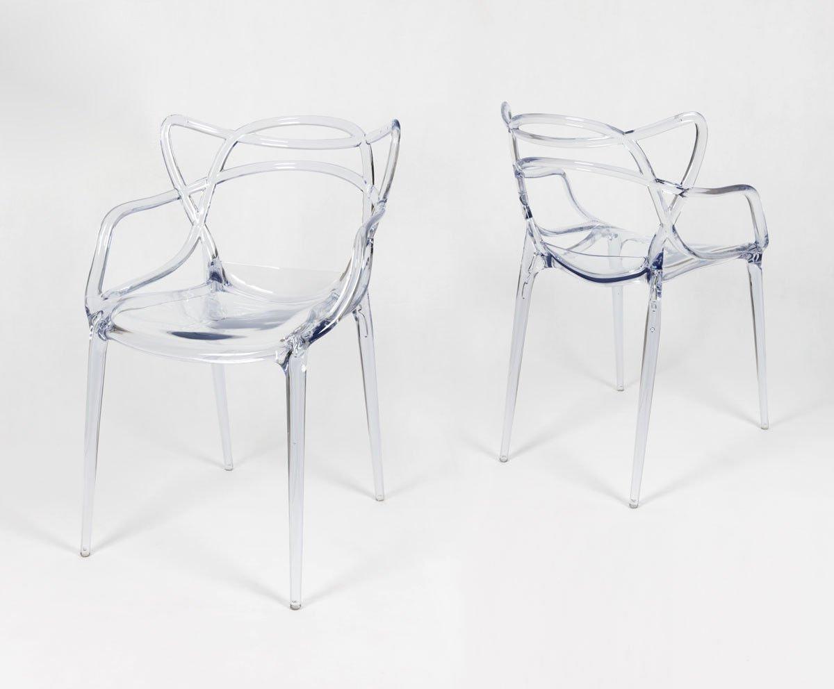 SK Design KR013 Clear Stuhl Transparent | ANGEBOT \ STÜHLEN SALON ...