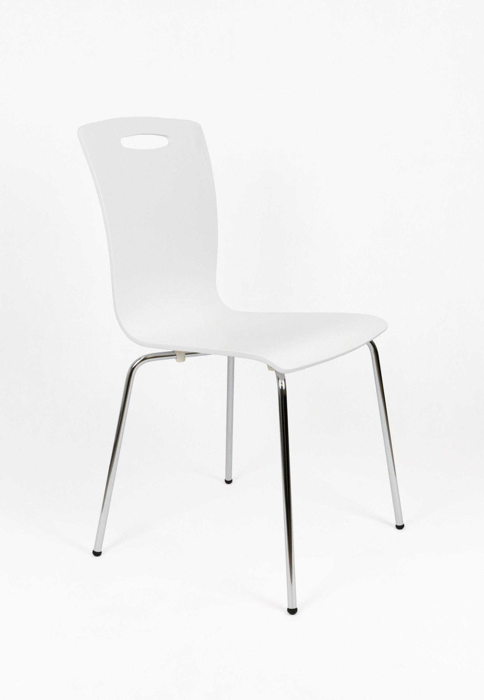 sk design skd002 stuhl weiss holz weiss angebot st hlen salon esszimmer k che krzes a. Black Bedroom Furniture Sets. Home Design Ideas