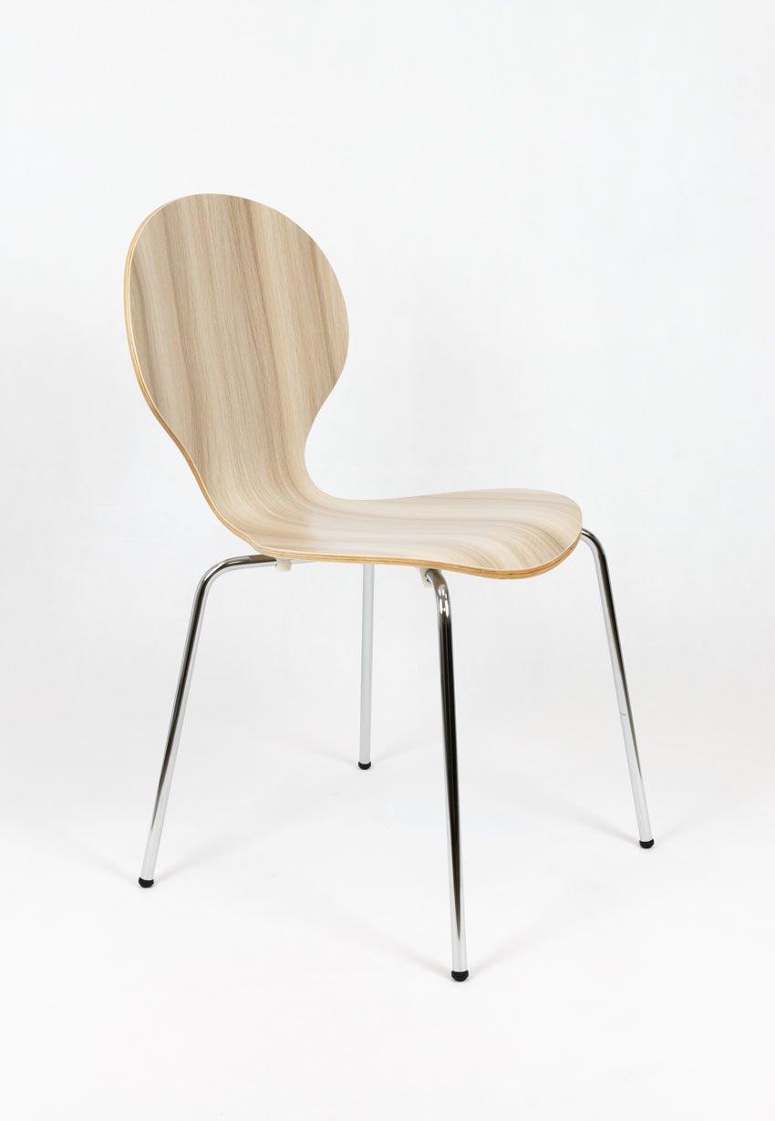 sk design skd004 stuhl grau holz grau angebot st hlen b ro konferenzraum restaurant. Black Bedroom Furniture Sets. Home Design Ideas