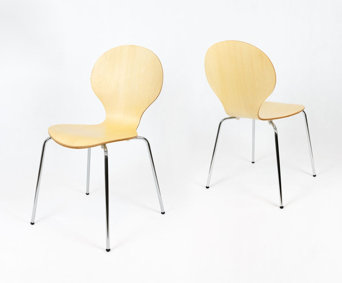 Sk design skd004 stuhl nat rliche holz wood angebot for Design stuhl holz
