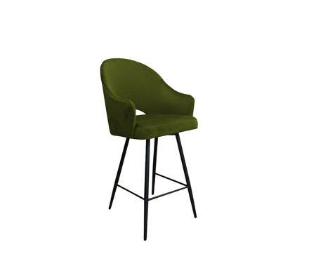 Oliv gepolsterter Sessel DIUNA Sessel Material BL-75