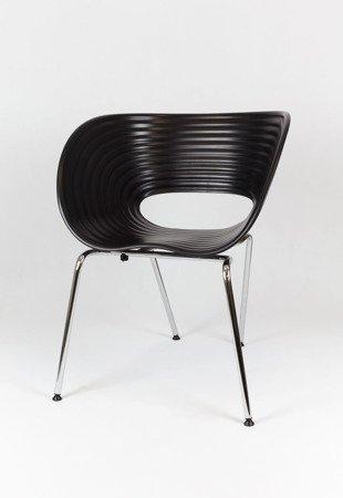 SK Design KR011 Schwarz Stuhl