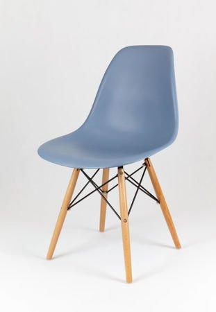 SK Design KR012 Slate Stuhl Buche