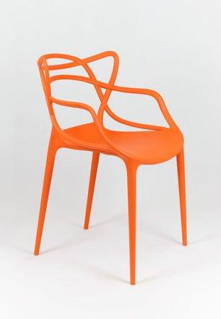 SK Design KR013 Orange Stuhl