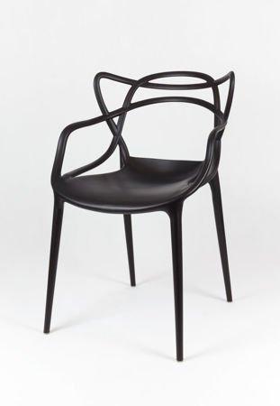 SK Design KR013 Schwarz Stuhl