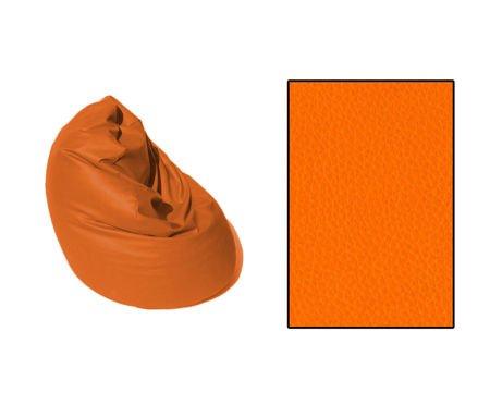 SKN Sitzpuff SAKO XXL Orange 400L