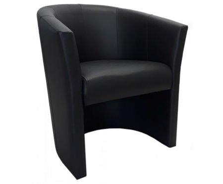 Schwarz CAMPARI Sessel