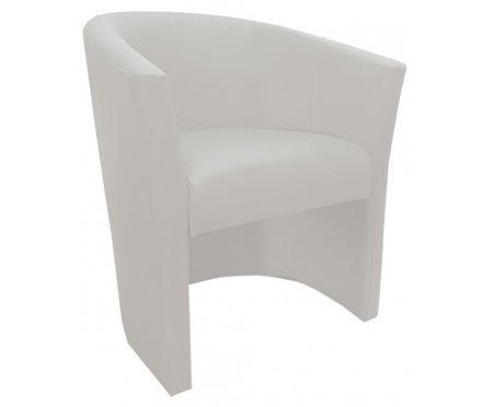Weiß CAMPARI Sessel