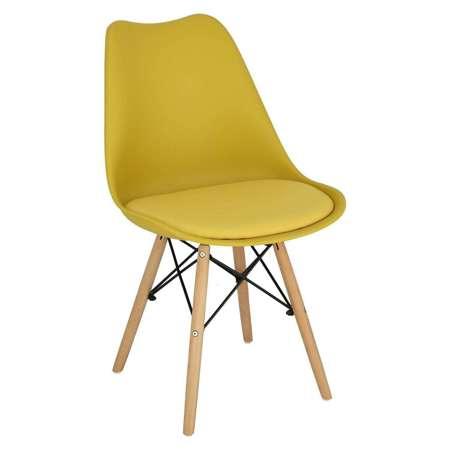 Krzesło Norden DSW PP żółte 1610