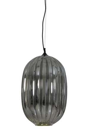 Lampa wisząca Jenny dymiony transparentny