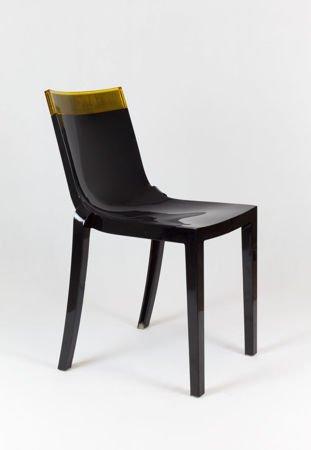 SK Design KR009 Czarne Krzesło