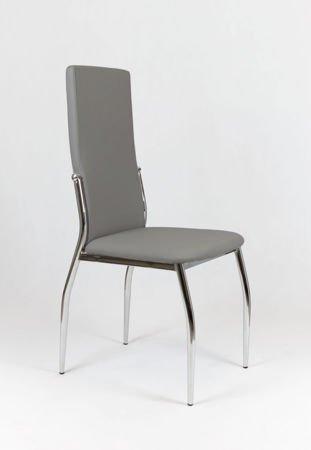 SK Design KS004 Szare Krzesło