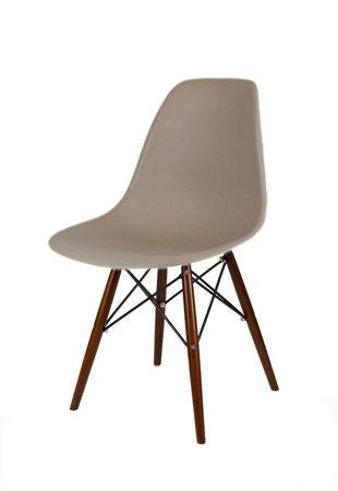 SK Design KR012 Krzesło Kawa z Mlekiem, Nogi wenge