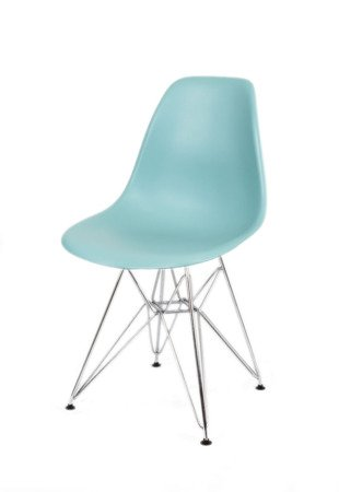 SK Design KR012 Surfin Krzesło, Chromowane nogi