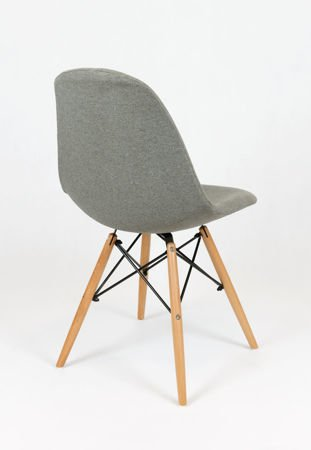 SK Design KR012 Tapicerowane Krzesło Malaga06 Buk
