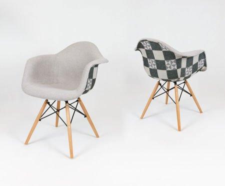 SK Design KR012F TKRSZ Fotel Krata Buk