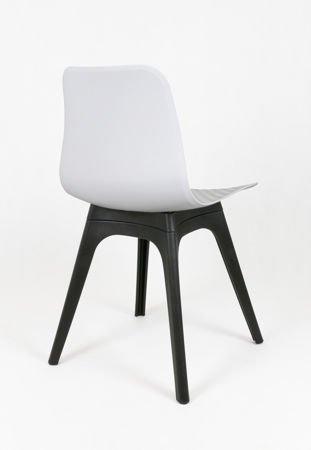 SK Design KR061 Białe Krzesło