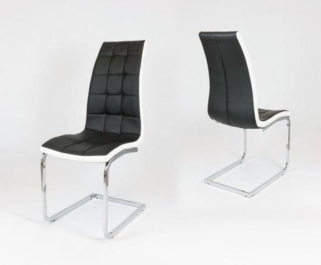 SK Design KS027 Czarne Krzesło