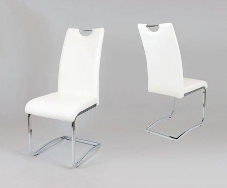 SK Design KS030 Białe Krzesło