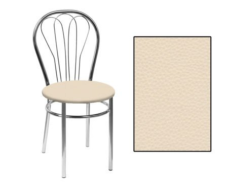 SKN Krzesło Jowisz Vanilia (kremowe)