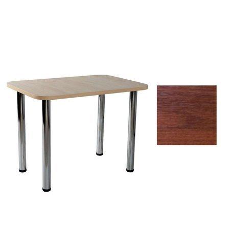Stół Carlo 04 Orzech 50x80x2,8