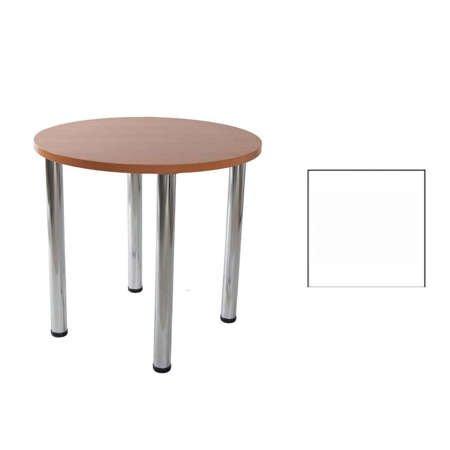 Stół Lucio 01 Biały Ø 80 cm
