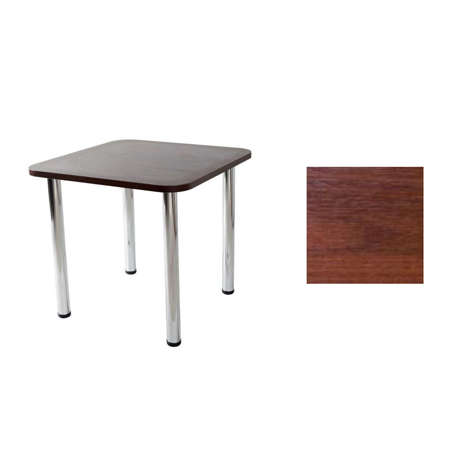 Stół Paola 02 Orzech 80x80
